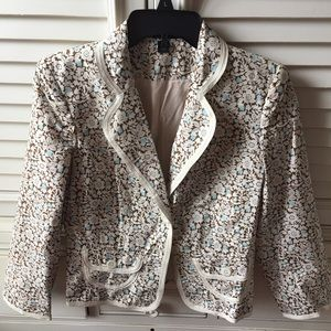 Express cotton lined jacket